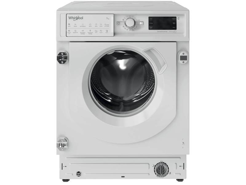 Lave linge integrable whirlpool biwmwg71483frn