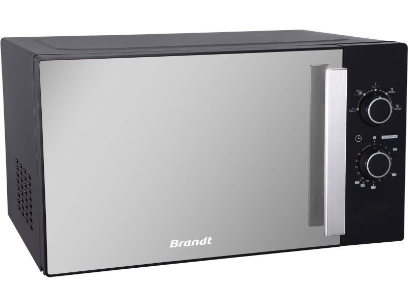 Micro-ondes pose libre 26l brandt 900w 51.3cm, 1030693 CDP-SM2606B