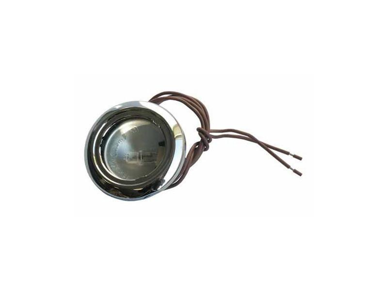 Lampe halogene 20w ø 55 m/m noire reference : z00sp026500c