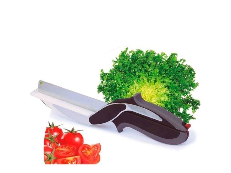 Cuisine le coupe express est l'ustensile idéal de cuisine pour couper, trancher et découper en un in
