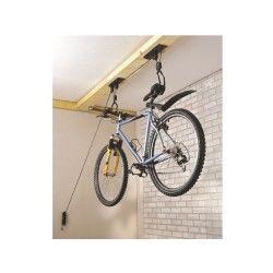Support de vélo ingénieux