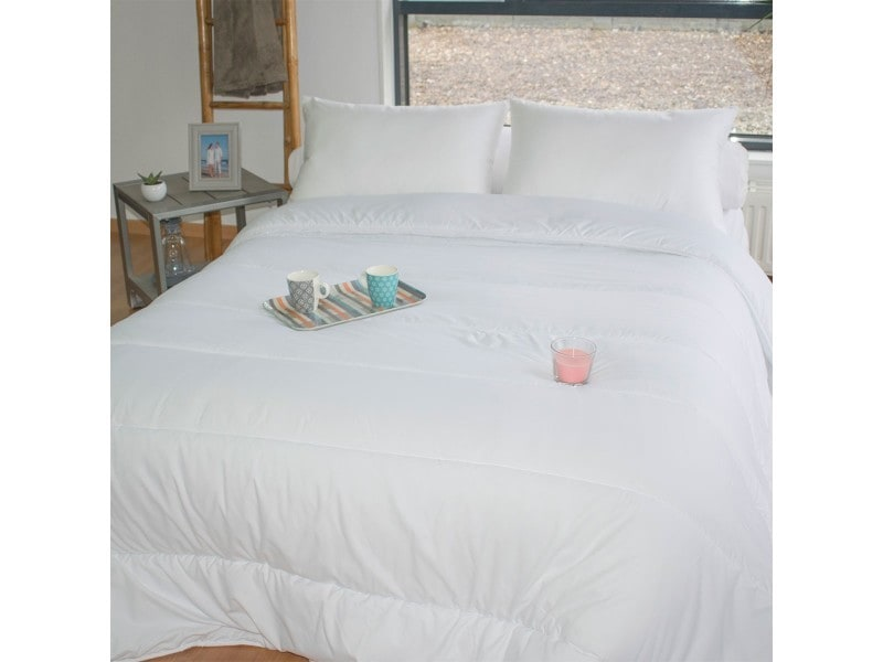 Couette hiver - 200 x 200 cm - made in france - 500g/m²