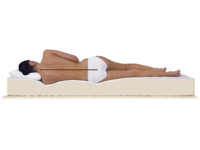 matelas 120x200 mousse haute r silience densit 35 kg m3. Black Bedroom Furniture Sets. Home Design Ideas