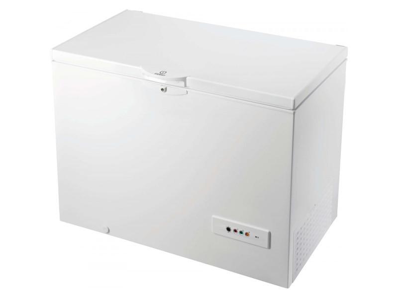 Congelateur coffre indesit os 1 a 300 h