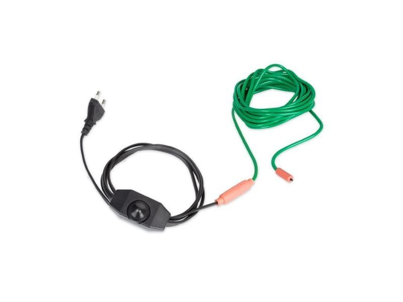 Waldbeck greenwire select 6 câble chauffant pour plantes 6 m avec thermostat ip68 GT7- 1