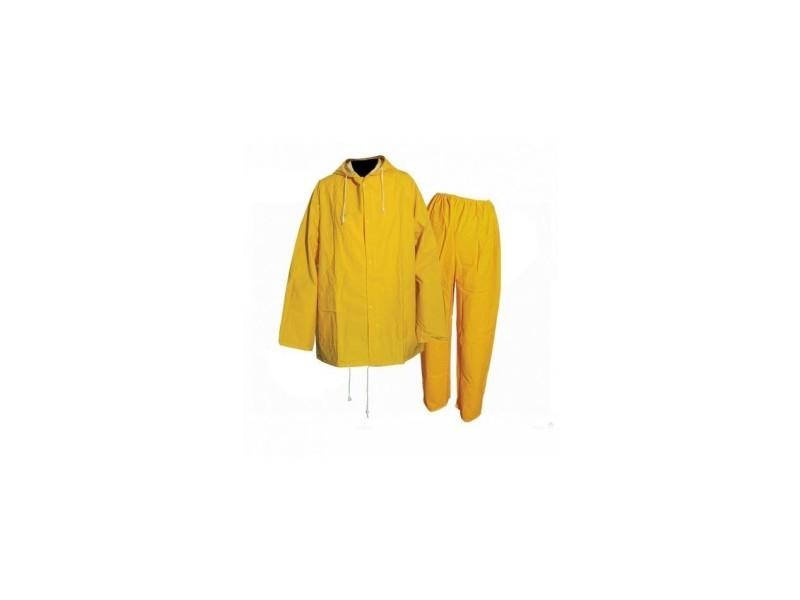 Tenue imperméable - jaune - 2 pieces SIL5055058173102