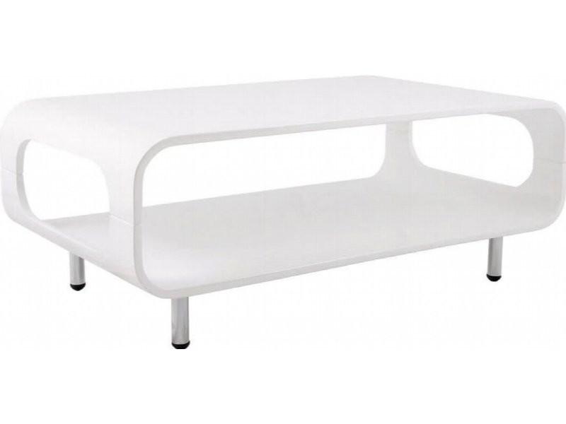 Table basse design seventy CT00040WH