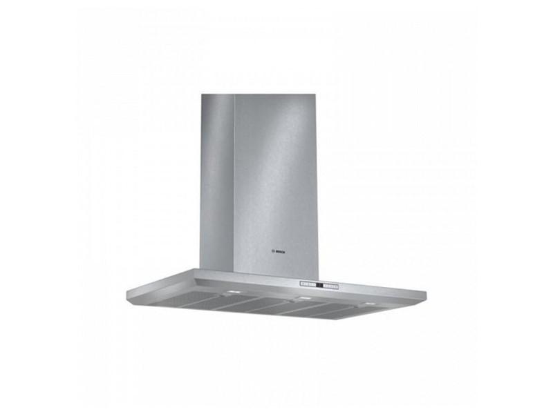 Hotte standard bosch dwb091u50 90 cm 980 m3/h 62 db 269w acier inoxydable DWB091U50