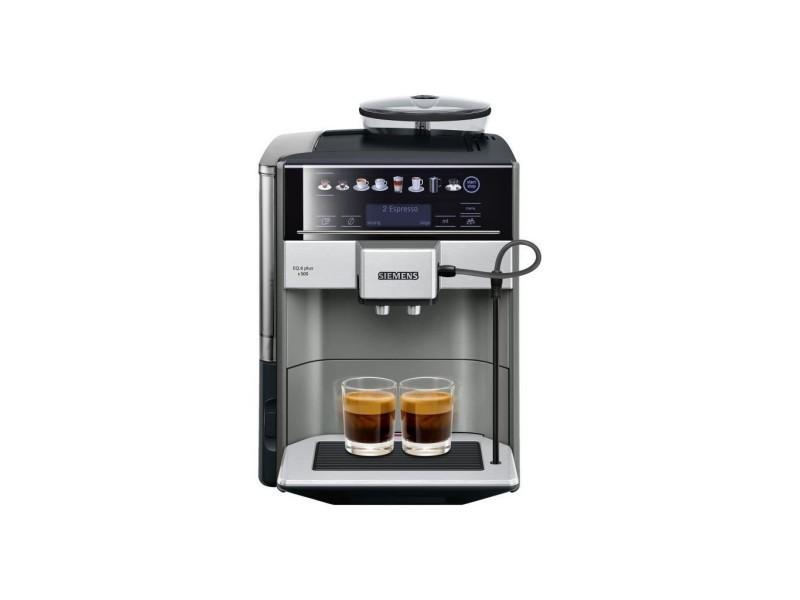 Robot café 19 bars gris/noir - te655203rw te655203rw