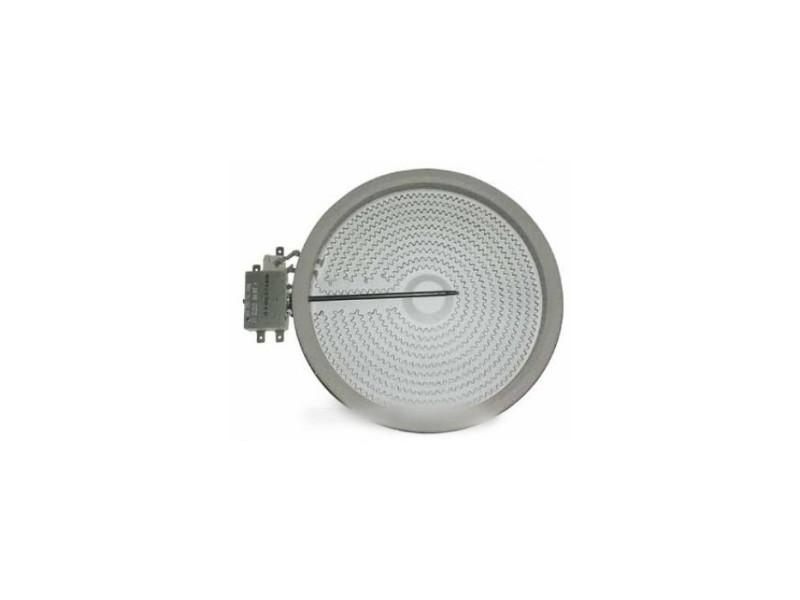 Foyer halogene dia 180 1800 watts pour table de cuisson faure