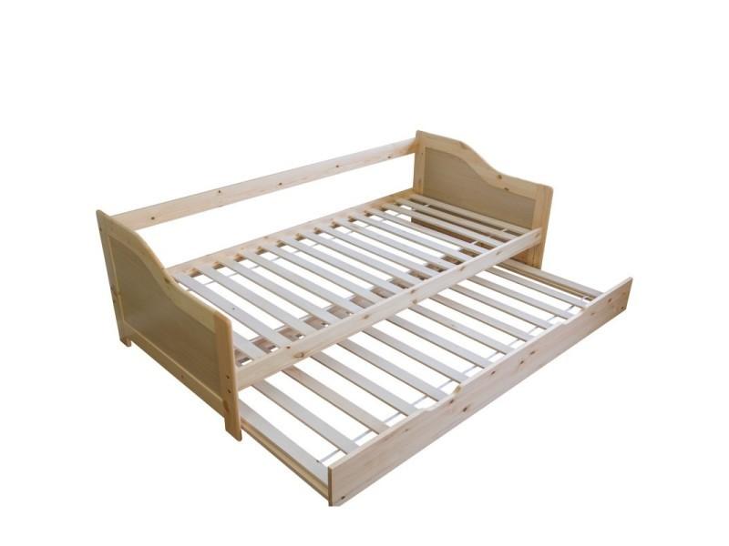lit tiroir conforama simple lit x cm rebelle with lit tiroir conforama trendy gallery of lit. Black Bedroom Furniture Sets. Home Design Ideas