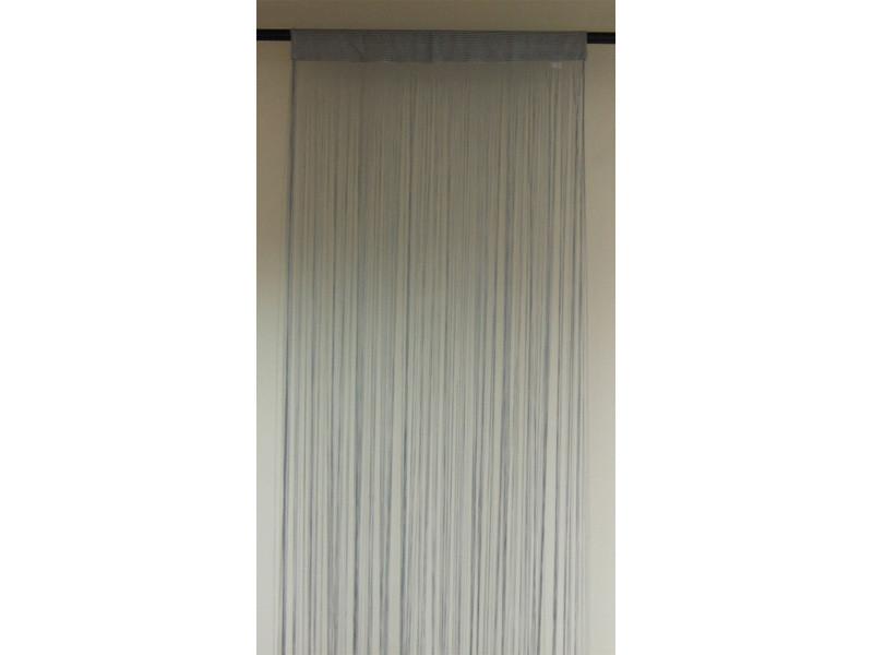 Rideau à fils spaghetti 90 x 240 cm - Vente de Rideau, voilage ...