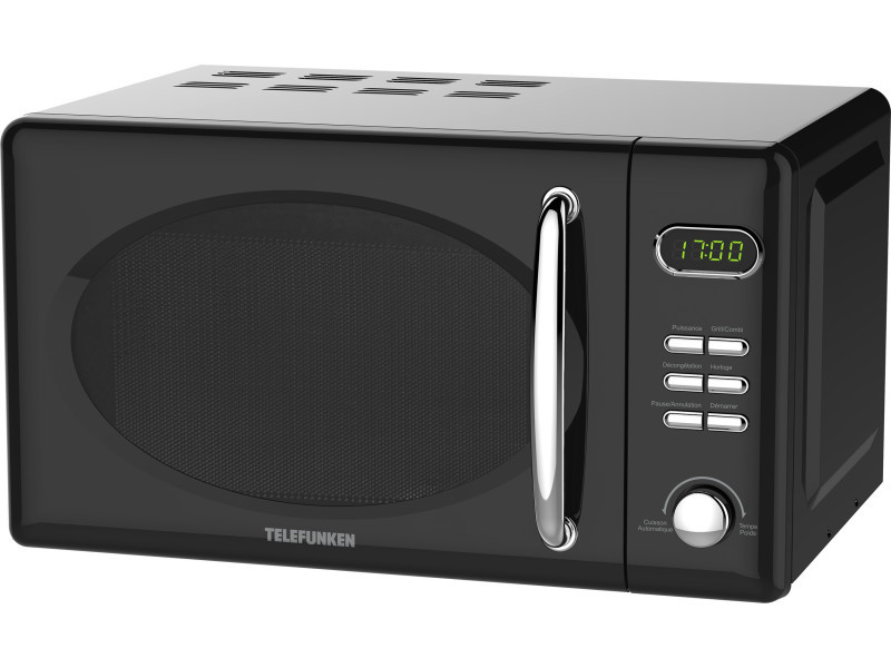 Telefunken - micro ondes grill mwrn20g - noir
