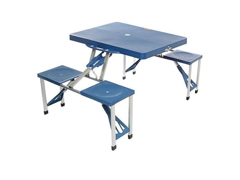 nic valise pic bleu Camping Table de et randonnée Vente XkiuOTwPZ