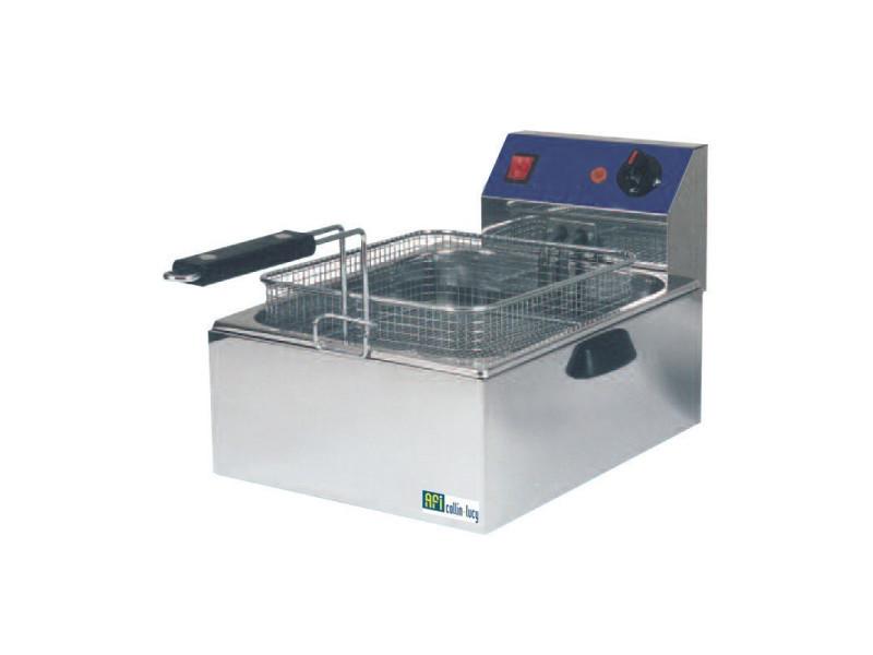Friteuse de table electrique série standard - 5 litres - afi collin lucy -