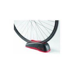 Elite GEL BLOCK - Accessoires pour Home Trainer à rouleaux - Rouge/Noir