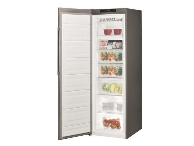 Congelador ariston uh8f1cx1 inox clase a+ 1875mm 65386