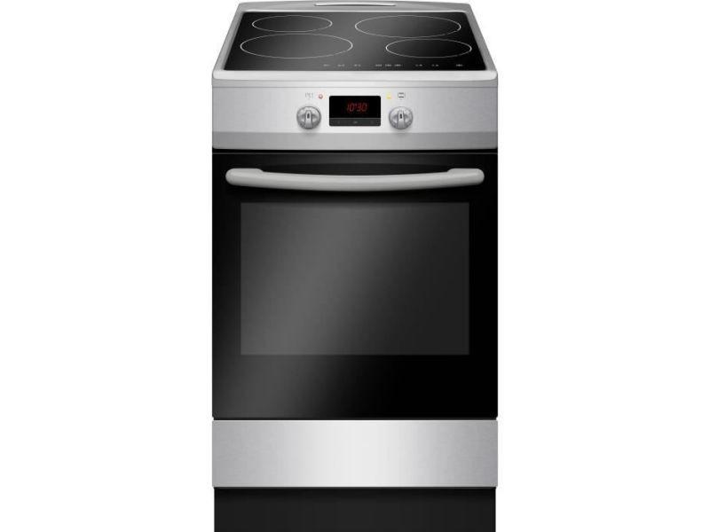 Cuisinière induction électrique 65l continental edison 50cm a, ceci50604zds CECI50604ZDS
