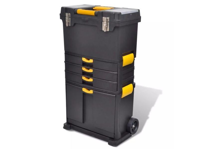 Esthetique organisation et rangement d'outils categorie banjul boîte à outils portable