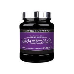 G-bcaa 250 caps scitec nutrition