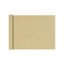 Vidaxl écran de balcon en tissu oxford 90x400 cm beige