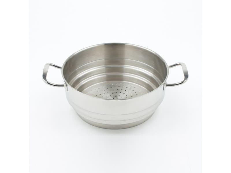 Silampos - element vapeur inox 22/26 cm