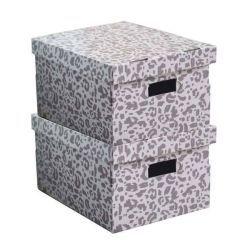Lot de 2 boîtes