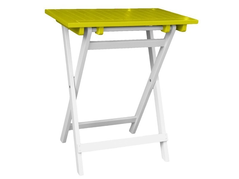 Free petite table pliante burano vente de city green for Table pliante cuisine conforama