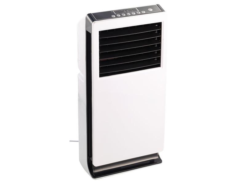 Rafraîchisseur d'air grand format jusqu'à 700 m³ d'air frais et filtré par heure NX1308-2