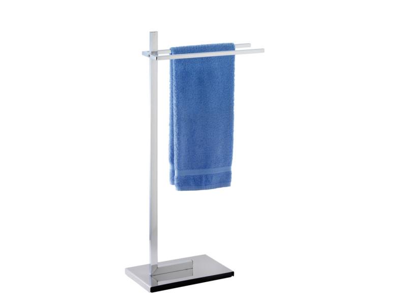 Porte-serviettes double  à ventouses, Bestlock Compactor Bath RAN4688 4537fe23954f