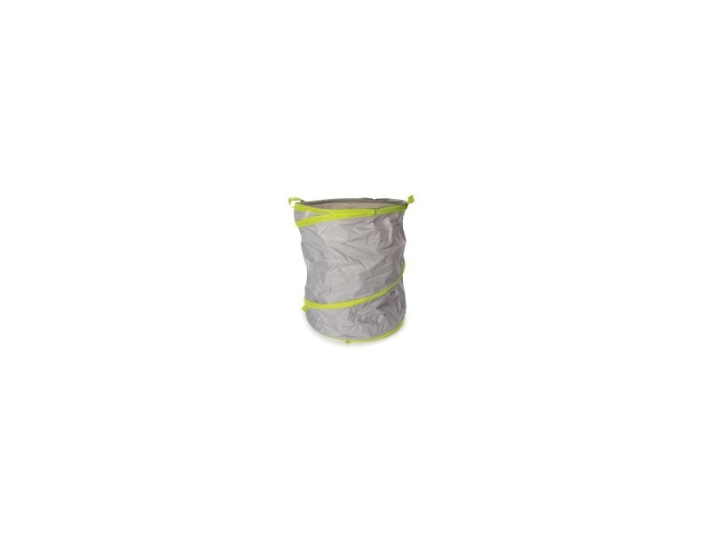 Sac de jardin pliable - polyester + pvc - 166 l VELLGBPOP100