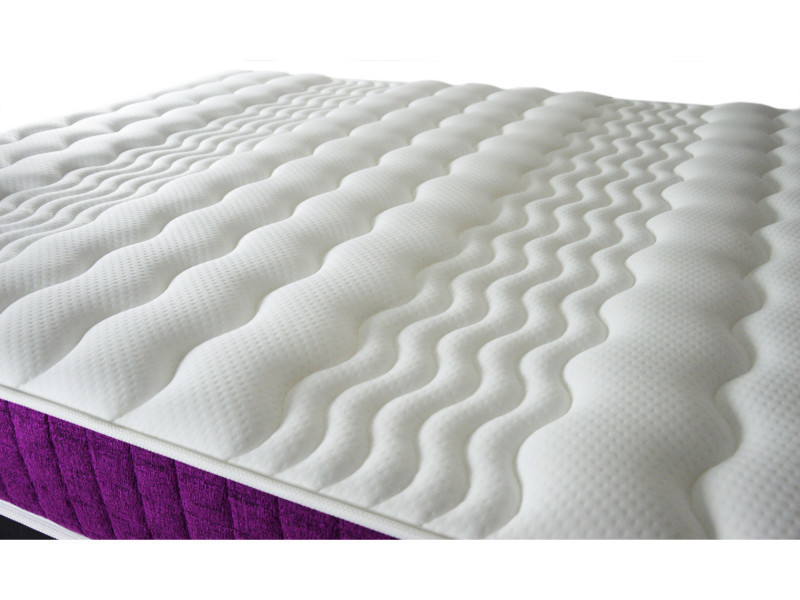 matelas eudimonie 140x200 m moire de forme 24 cm. Black Bedroom Furniture Sets. Home Design Ideas