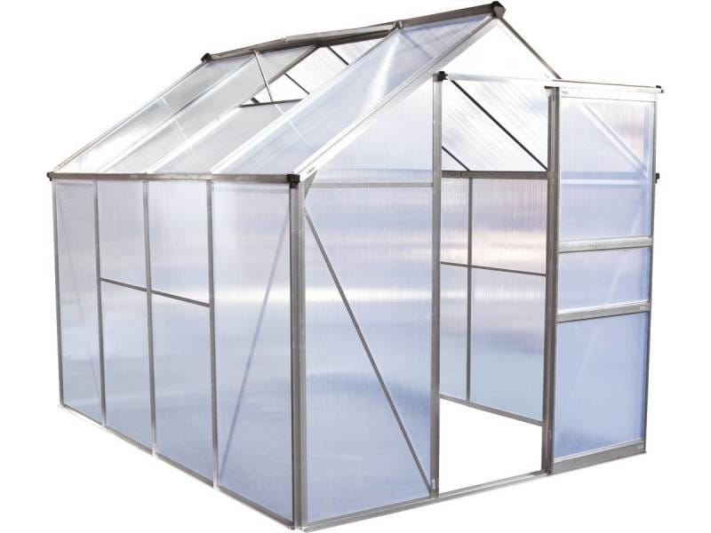 Serre jardin polycarbonate \