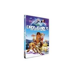 L age de glace 5 les lois de l univers dvd