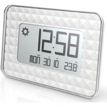 horloge murale d co blanche vente de oregon conforama. Black Bedroom Furniture Sets. Home Design Ideas