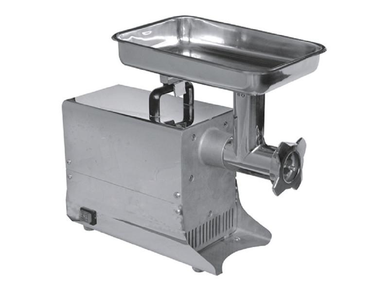 Hachoir à viande professionnel electrique - 180 kg / heure - virtus - 180 kg/h