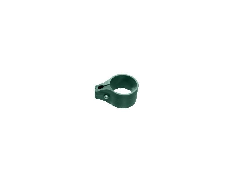 Filiac - collier de fixation vert pour panneau rigide sur portillon grillagé F9000100