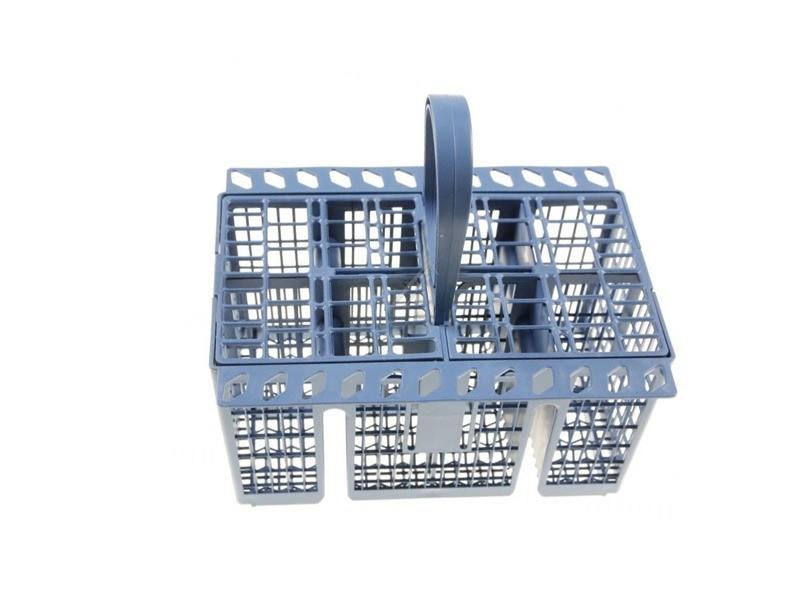 Panier porte couverts med/bas ral5007 pour lave vaisselle indesit - c00301361