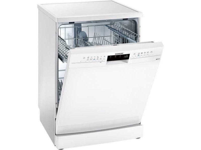 Lave-vaisselle 60cm 12c 46db a++ pose-libre blanc - sn236w01ge SIE4242003793558