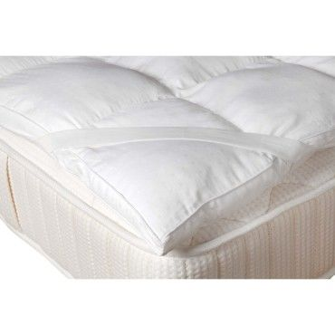 surmatelas deluxe coton jacquard 140x190 cm vente de sur matelas conforama. Black Bedroom Furniture Sets. Home Design Ideas
