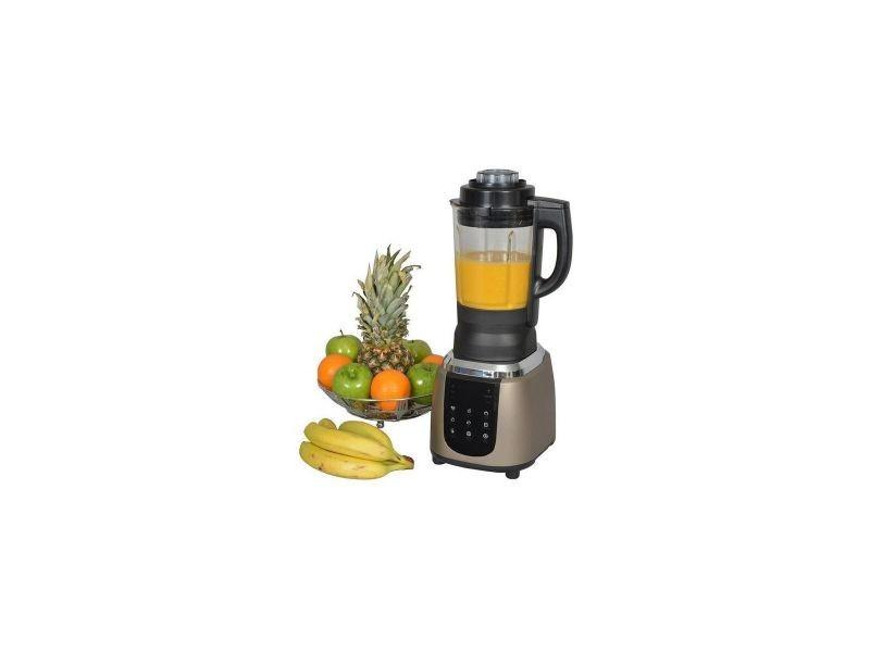 Blender chauffant 2.5l 2300w beige/noir - pbj703h pbj703h