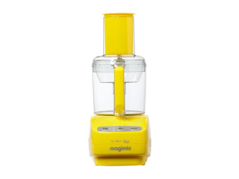 Magimix robot multifonction mini plus jaune citron 400w 1,7l 18255f CODEP-18255F