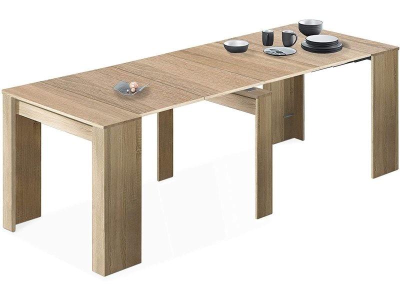 Table extensible alga (chêne)