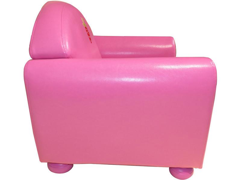 fauteuil club pour enfant fraise vente de tous les. Black Bedroom Furniture Sets. Home Design Ideas