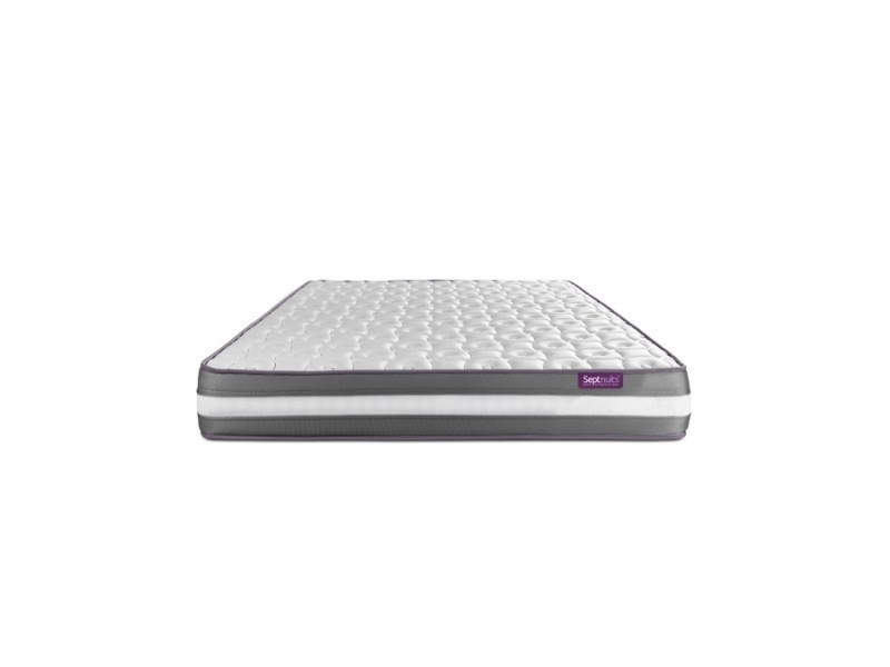 matelas m moire de forme 140x190 green 3 zones de confort. Black Bedroom Furniture Sets. Home Design Ideas