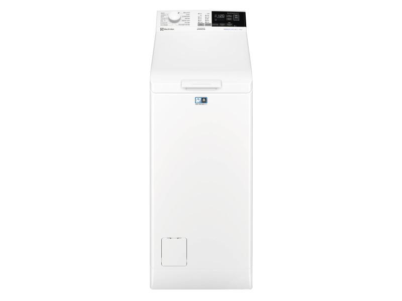 Lave-linge top 6kg electrolux 1200tr/min 40cm d, ew6t3164ad