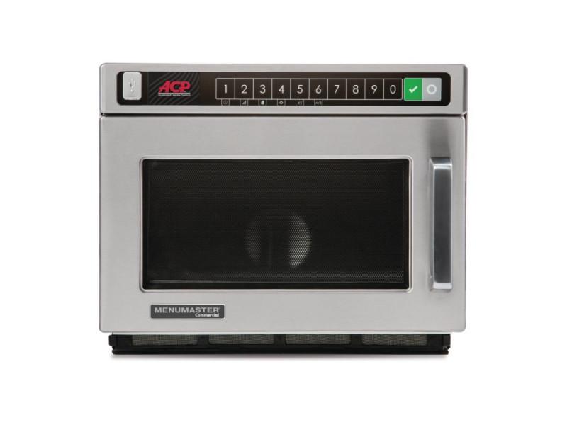 Micro-ondes compact professionnel 17 l - puissance 1,8 kw - menumaster - 1700 cl