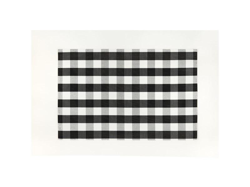 Set rectangulaire oscar gris 30 x 45 cm les ateliers du linge 4489071000