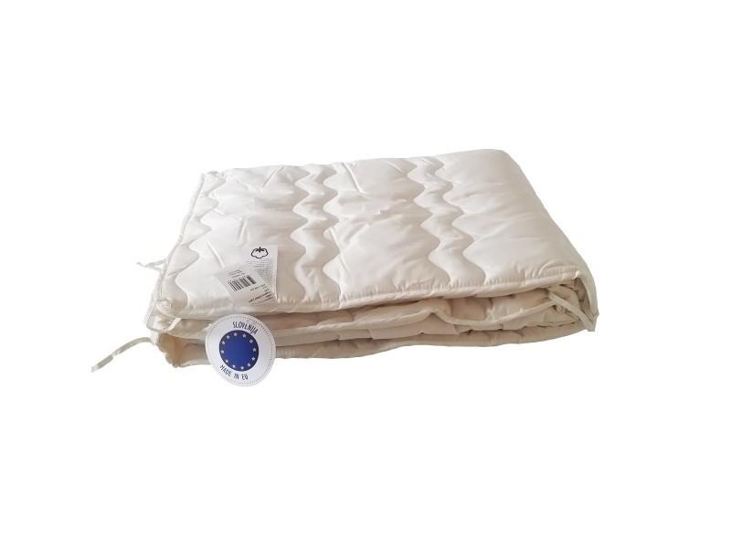 Couette en laine bio lavable - toute l'année - 140x200 cm
