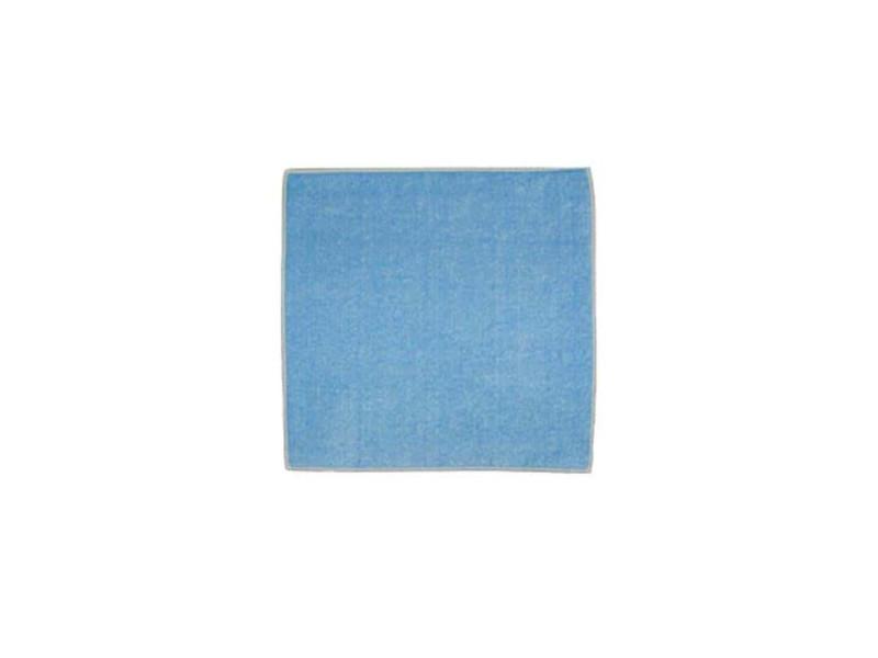 Eponge microfibre bleu 24 x 24 cm CARREPONGEMIC